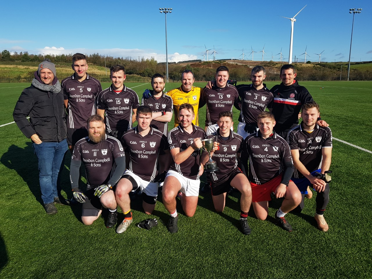 Companies compete to be the 2019 FinTrU Ulster GAA Junior Inter-Firms Champions