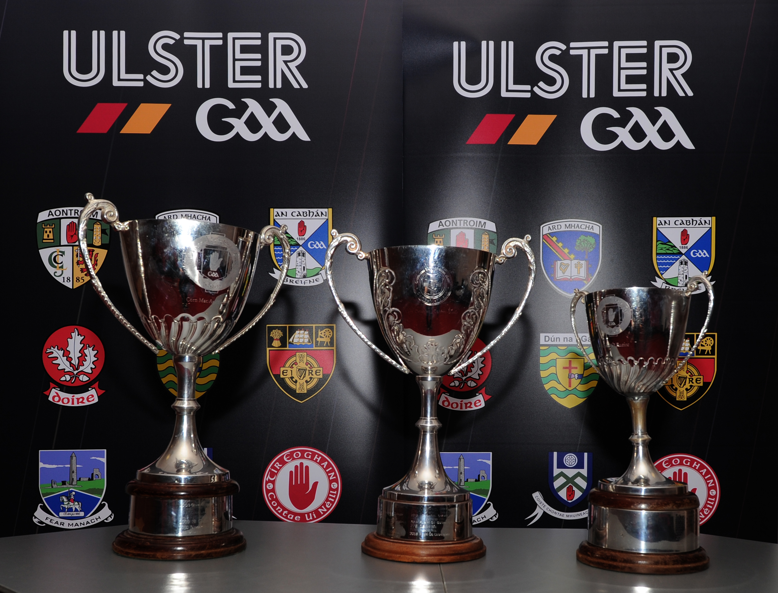 AIB Ulster Club Hurling Championships 2019 officially launched