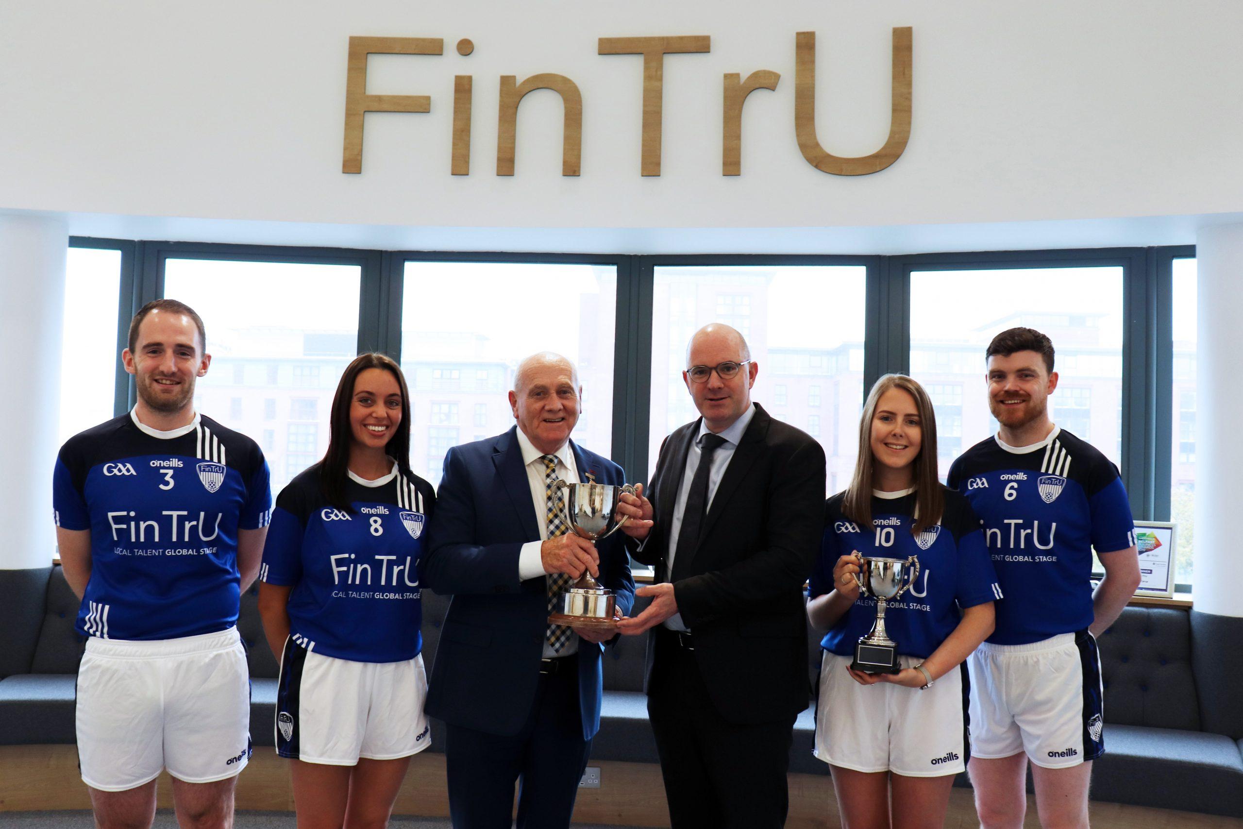 FinTrU continue their sponsorship of the Ulster GAA Inter-Firms
