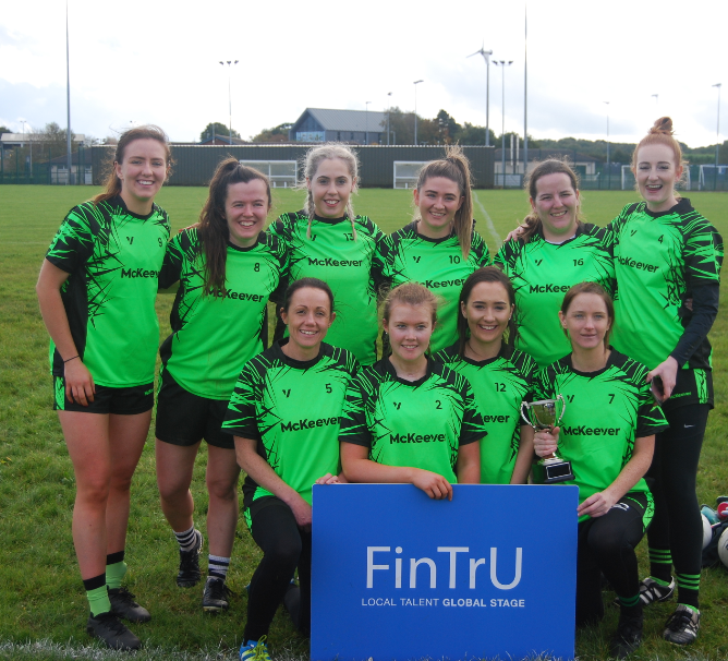 The GAA Store claim the 2019 FinTru Ulster GAA Ladies Football Inter-Firms Cup