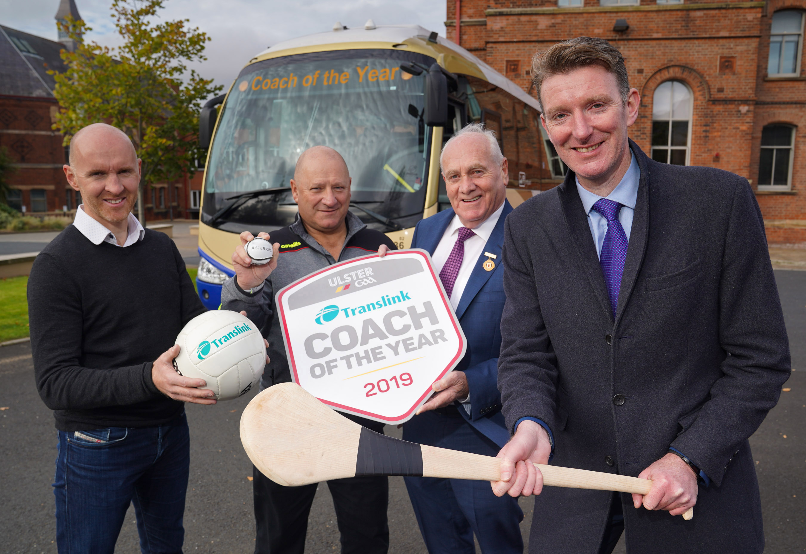 Translink Ulster GAA Coach of the Year Awards now open