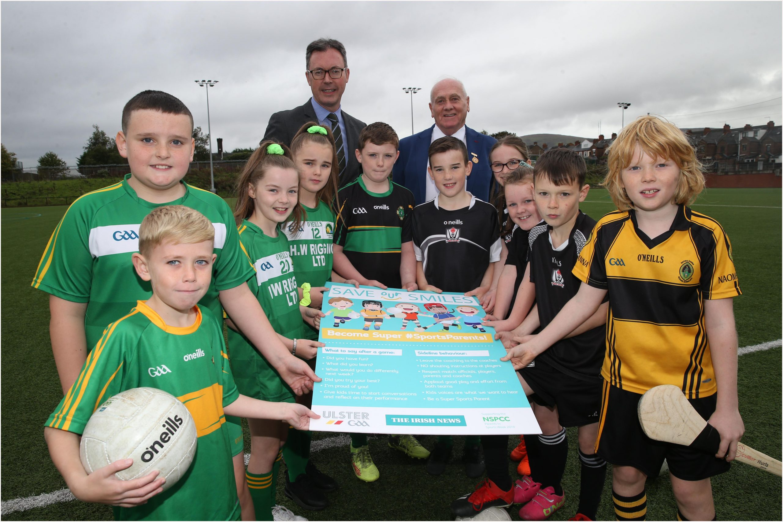 Parents in Sport Week 2019 – Save our Smiles