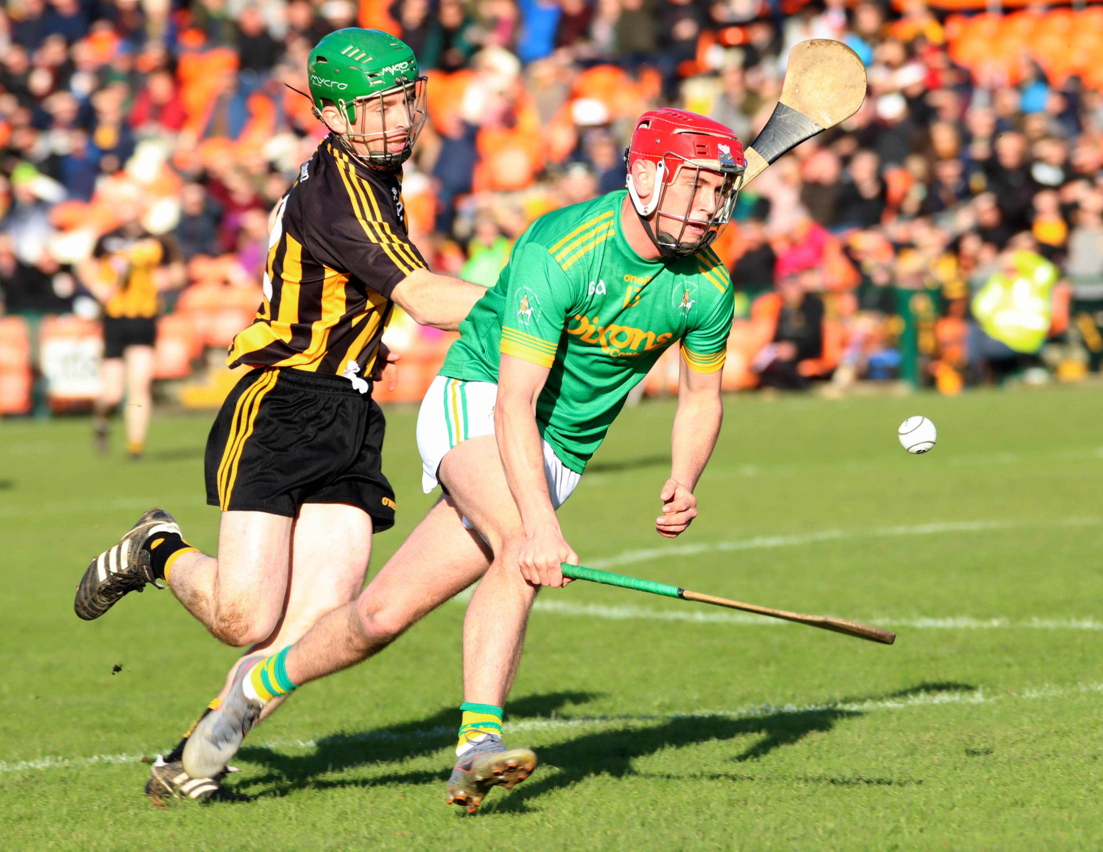 Dunloy and Slaughtneil to meet in the 2019 AIB Ulster Club Senior Hurling Final