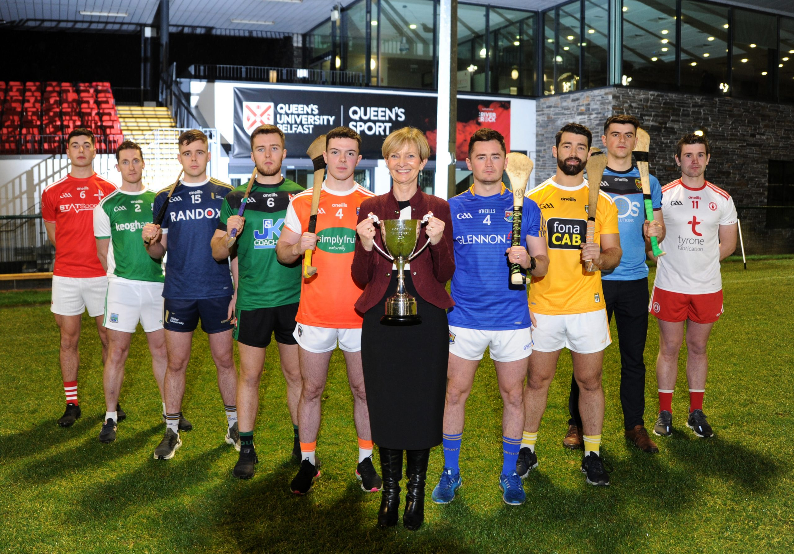 Official launch of the 2020 Conor McGurk Cup