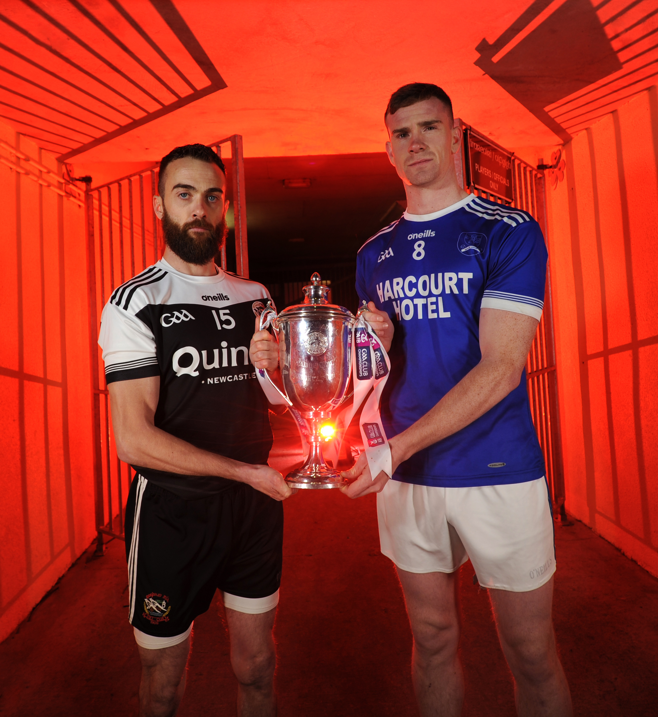 Tickets on sale now for AIB Ulster Club Football Finals