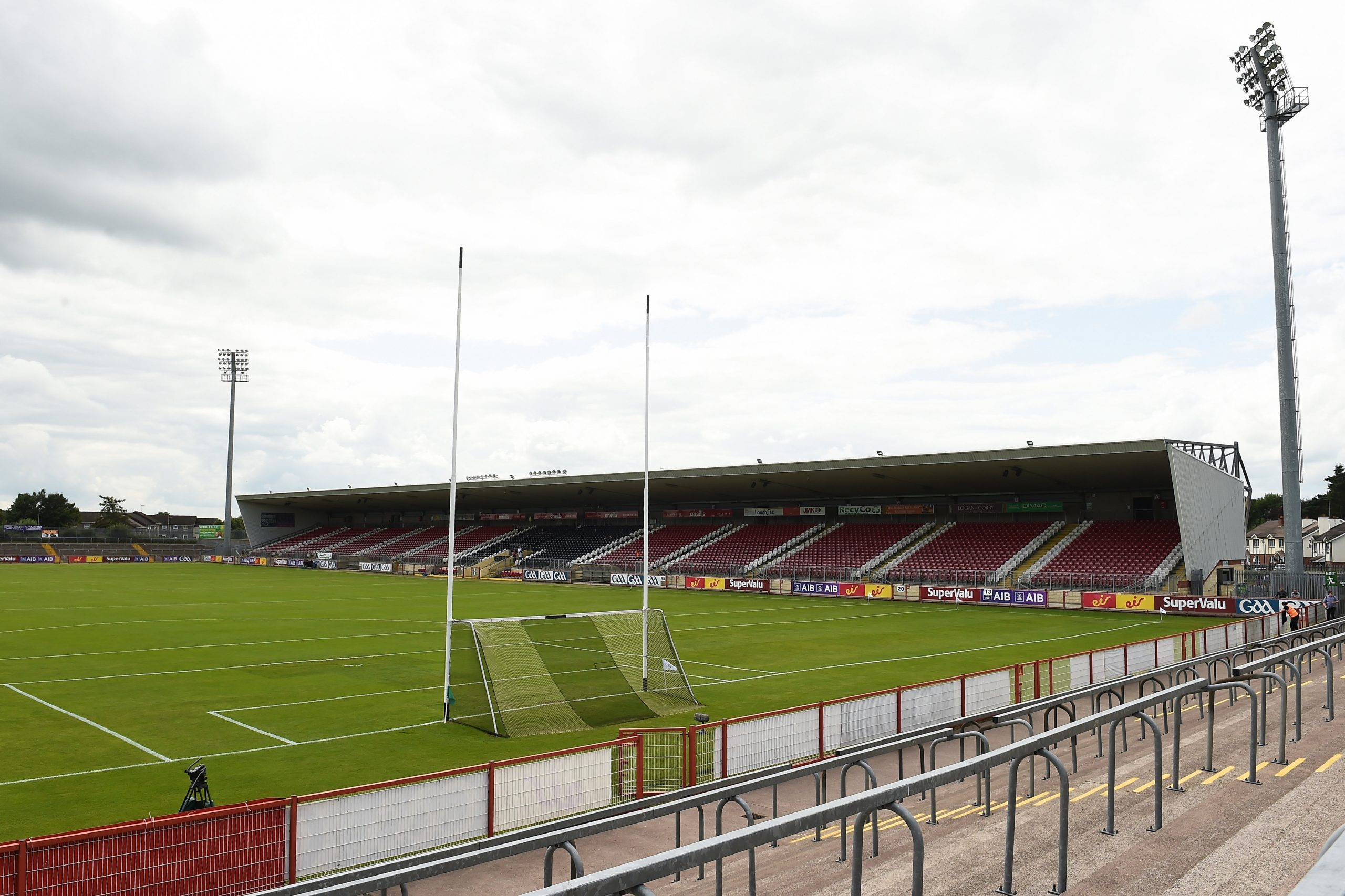 Venues decided for AIB Ulster Club Football Finals