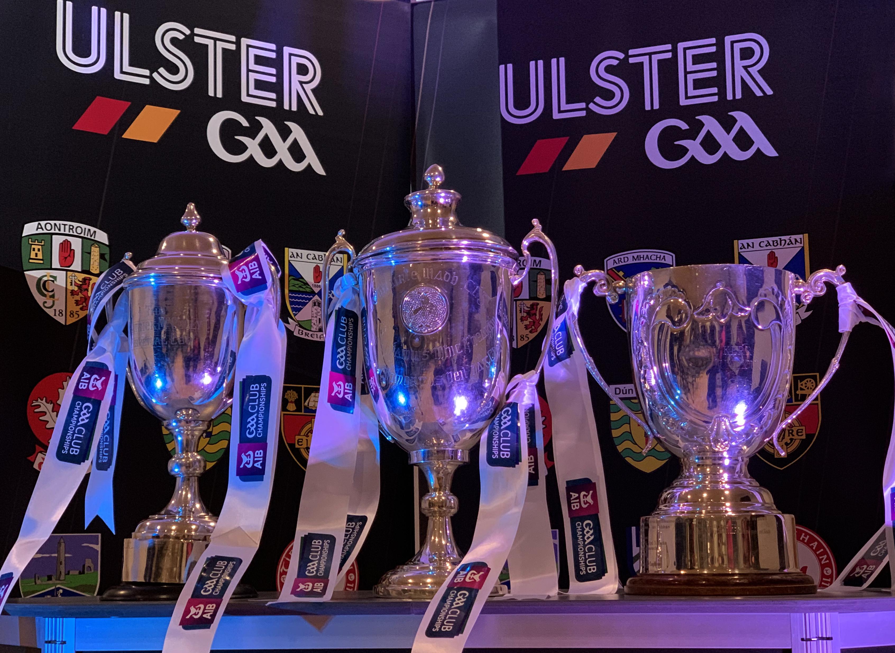 AIB Ulster Club Championship Ticket Information