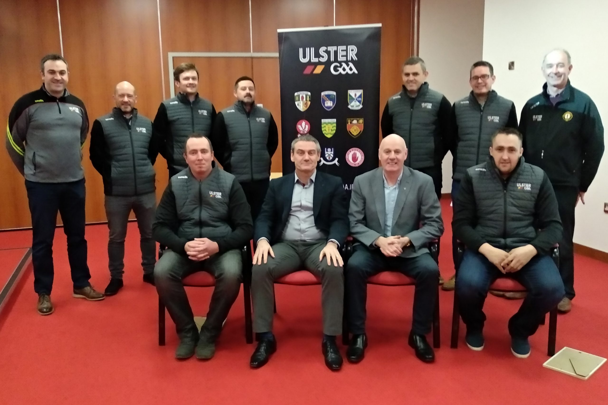 Seven referees graduate from Ulster GAA Referee Academy