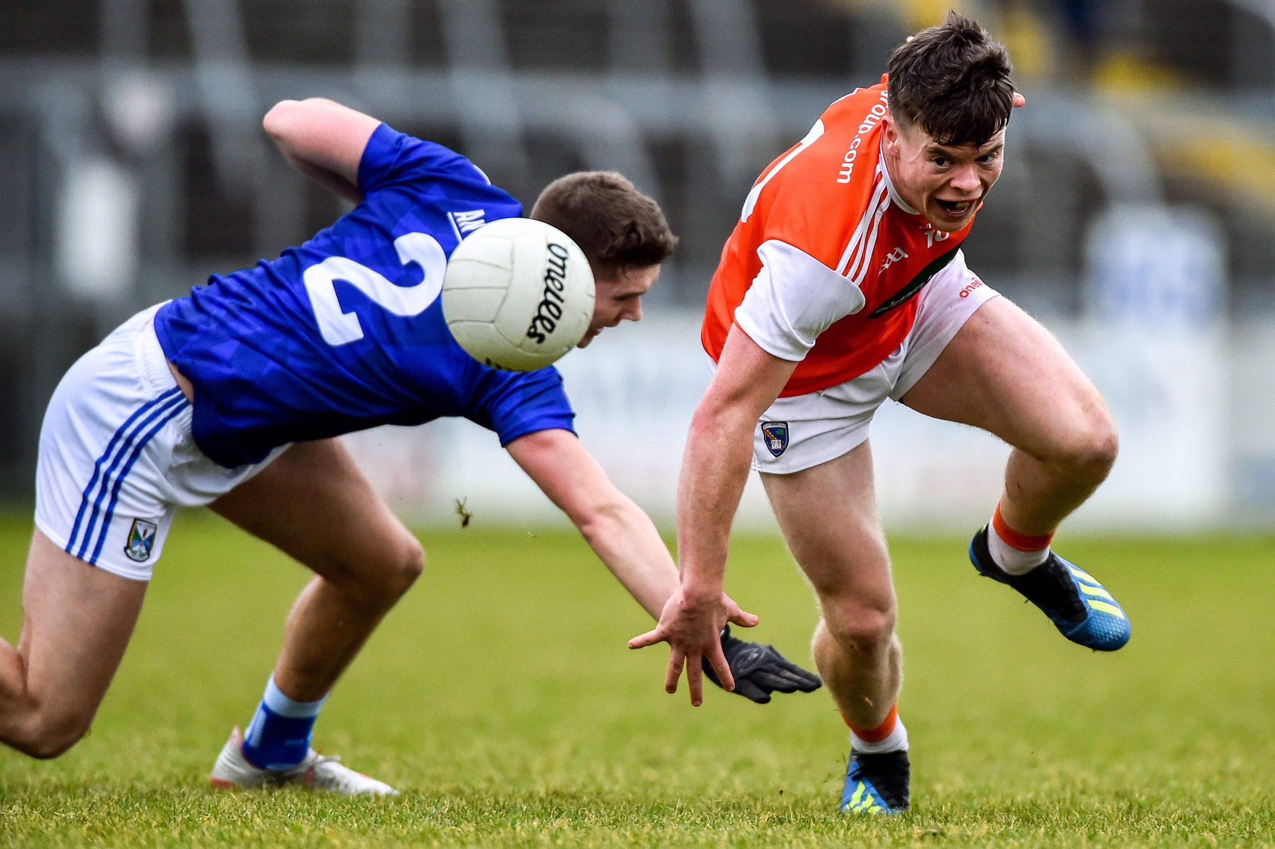 2020 Bank of Ireland Dr McKenna Cup gets underway