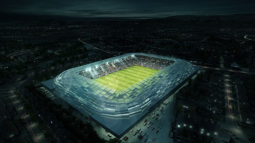 Steadfast commitment to Casement Park project outlined