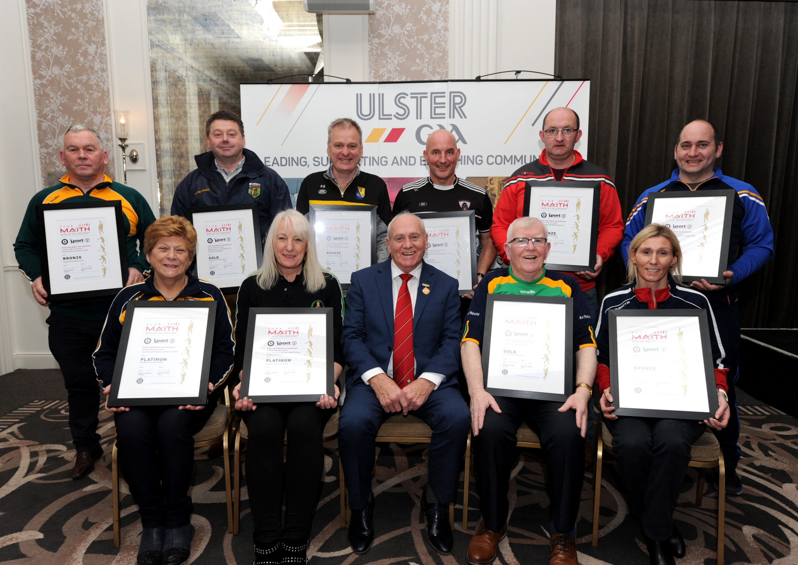 11 Clubs across Ulster receive Club Maith status