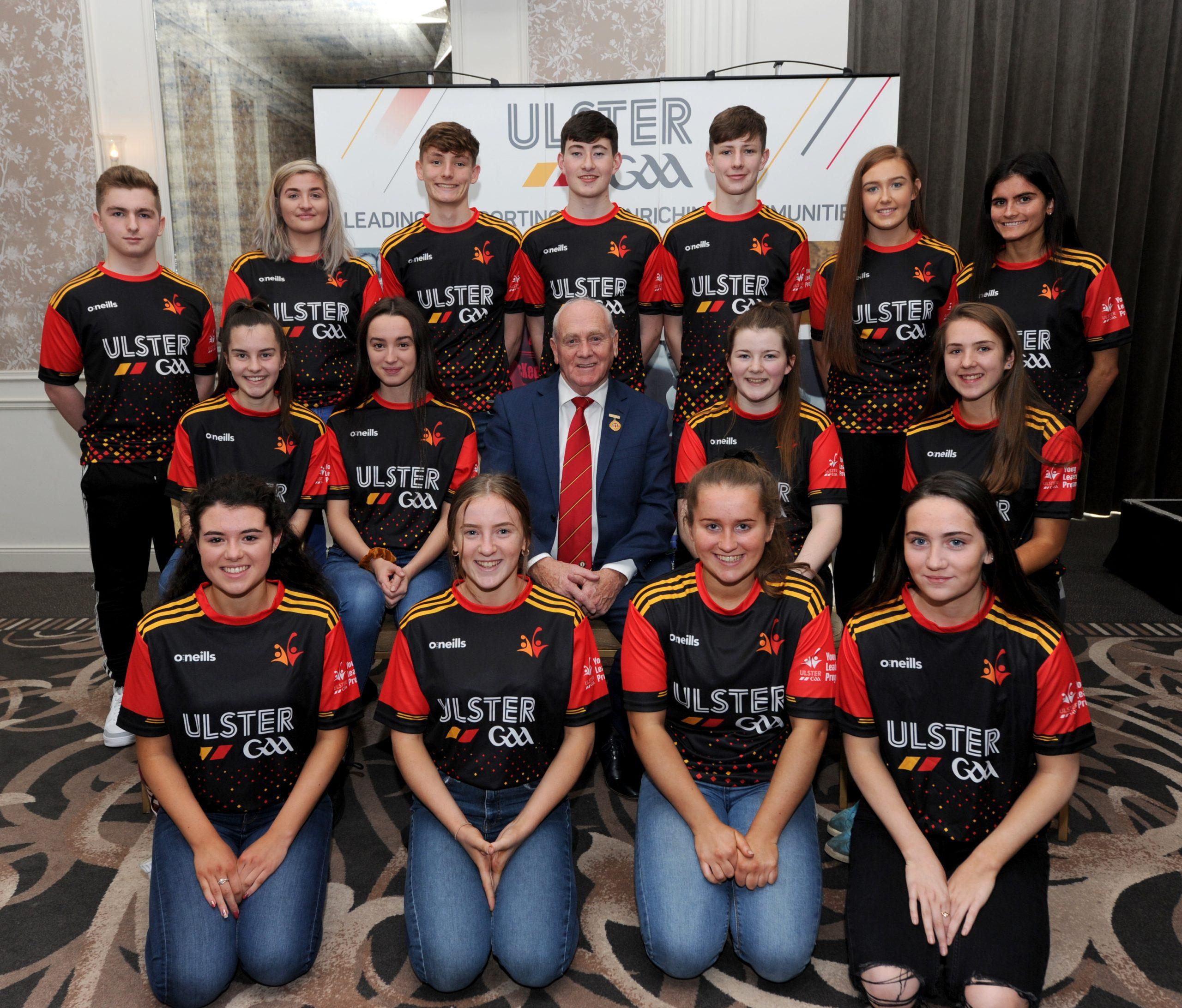 2019 Ulster GAA Young Leaders Graduation
