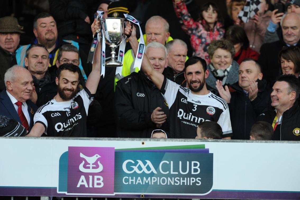 Kilcoo claim AIB Ulster Football Senior Club Championship title