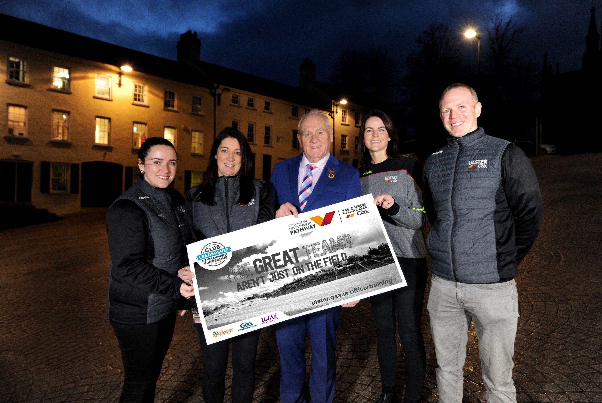 2020 Ulster GAA Club Officer Training Programme