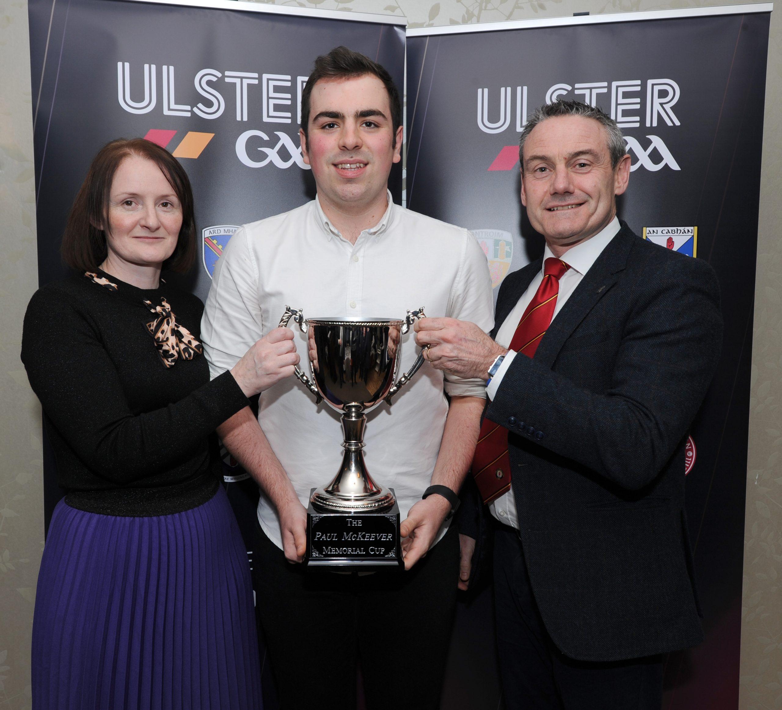 Ulster Referee Awards 2019