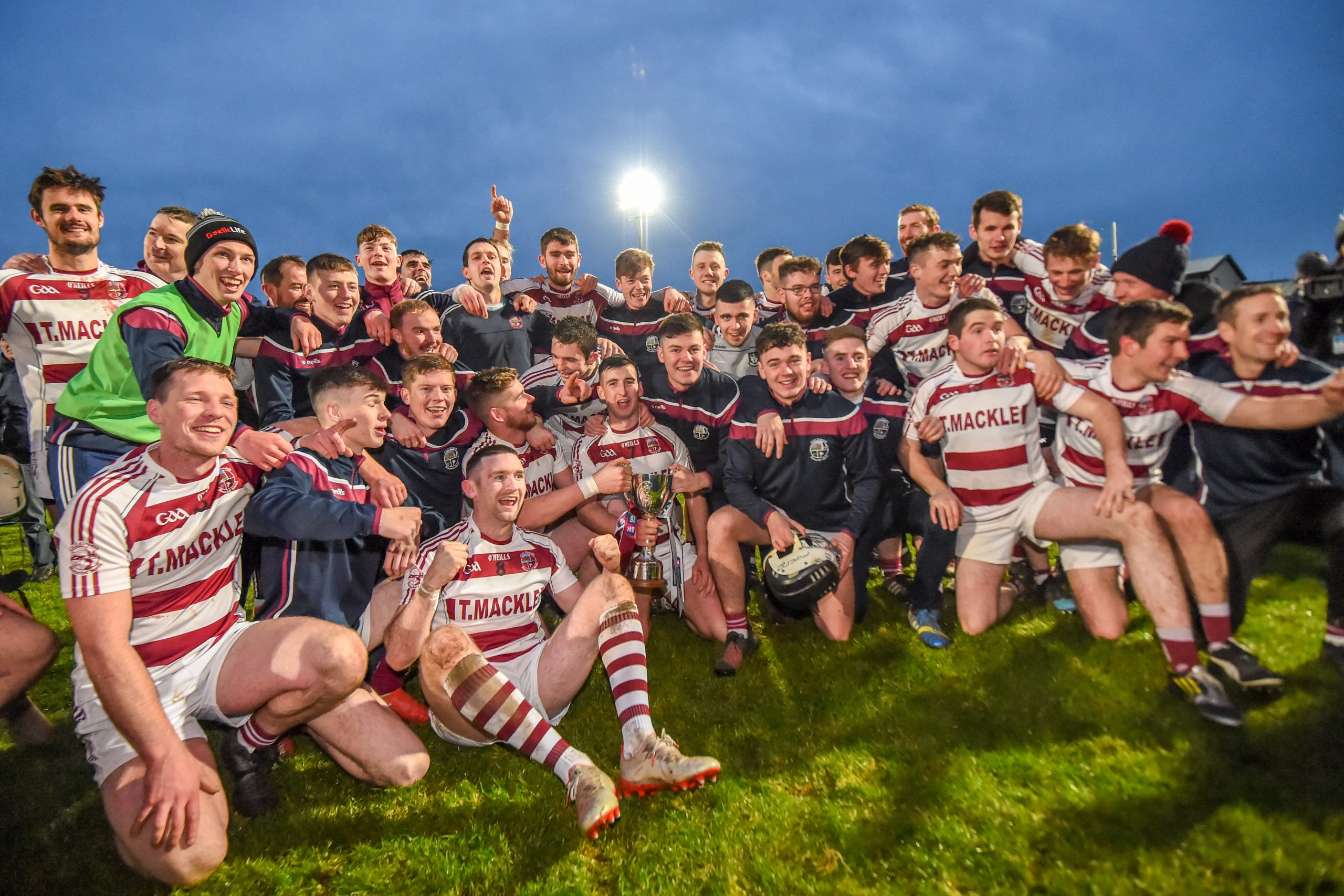 Ulster champions learn All Ireland semi-final fate