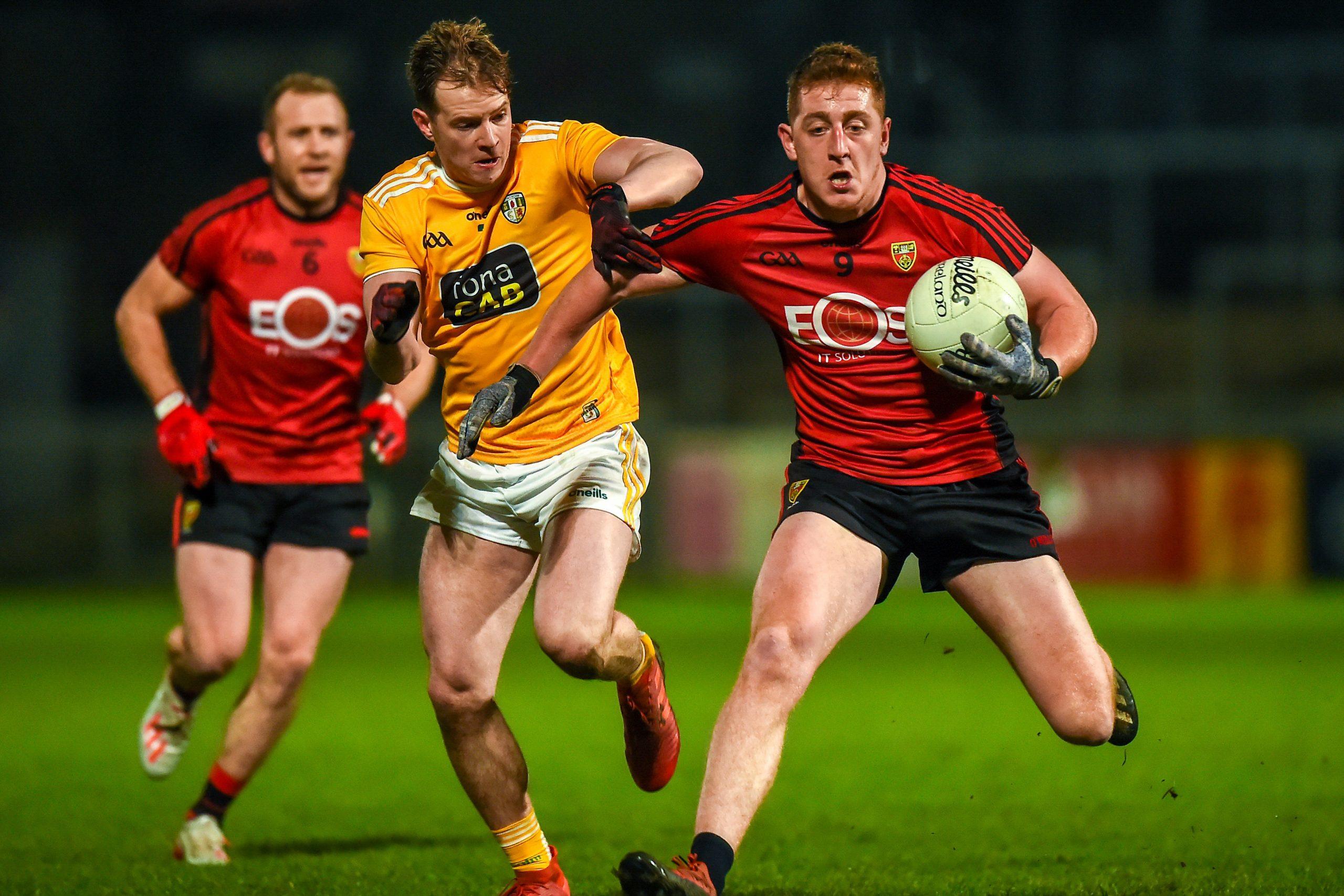 Bank of Ireland Dr McKenna Cup Round 3 report
