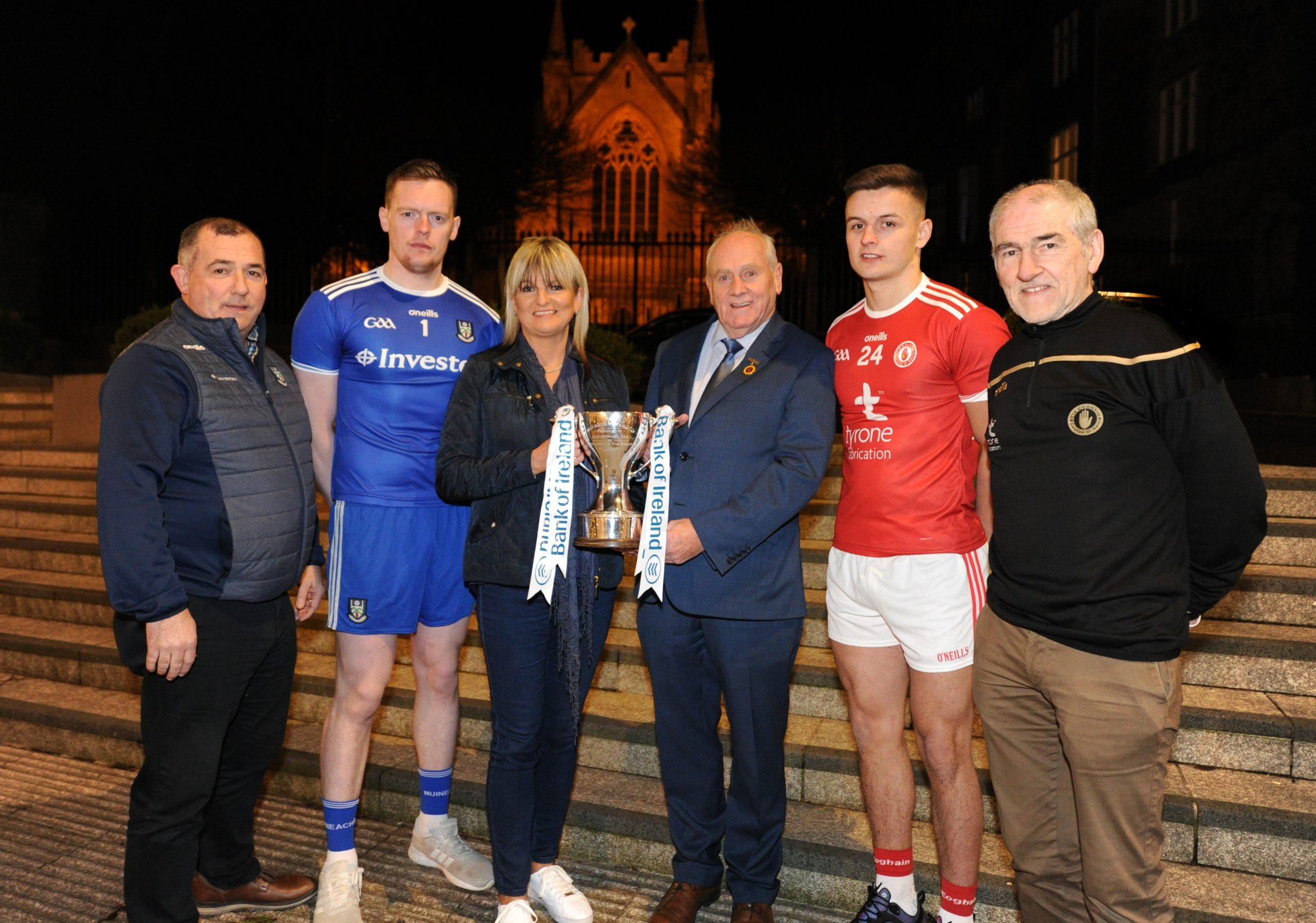 Bank of Ireland Dr McKenna Cup Final Match Day Information