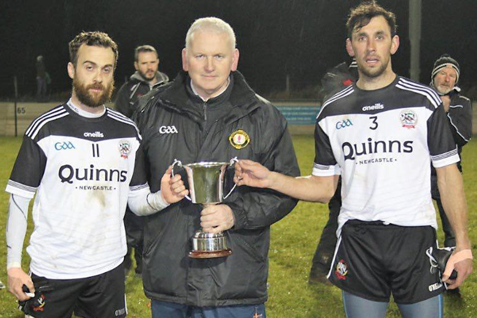 Record entry for this year's Ulster Football Club League