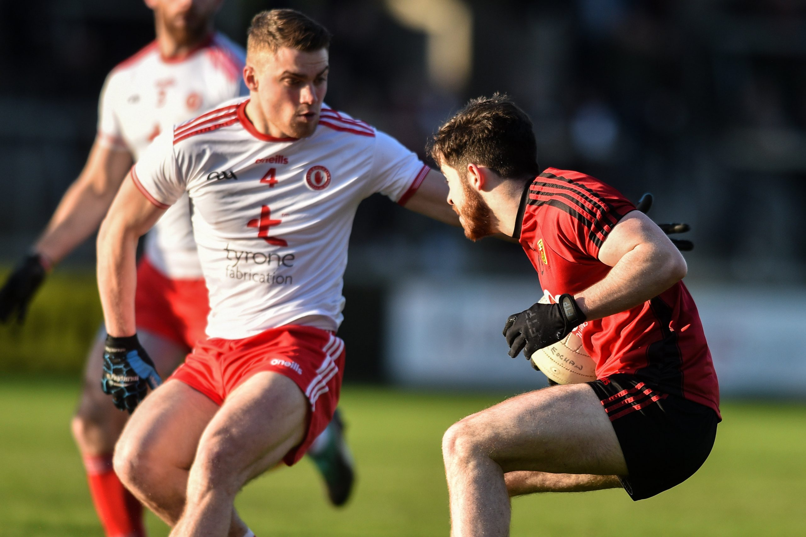 Tyrone advance to Bank of Ireland Dr McKenna Cup final