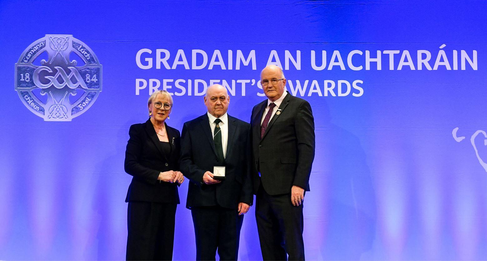 Ulster winners at Gradaim an Uachtaráin 2020