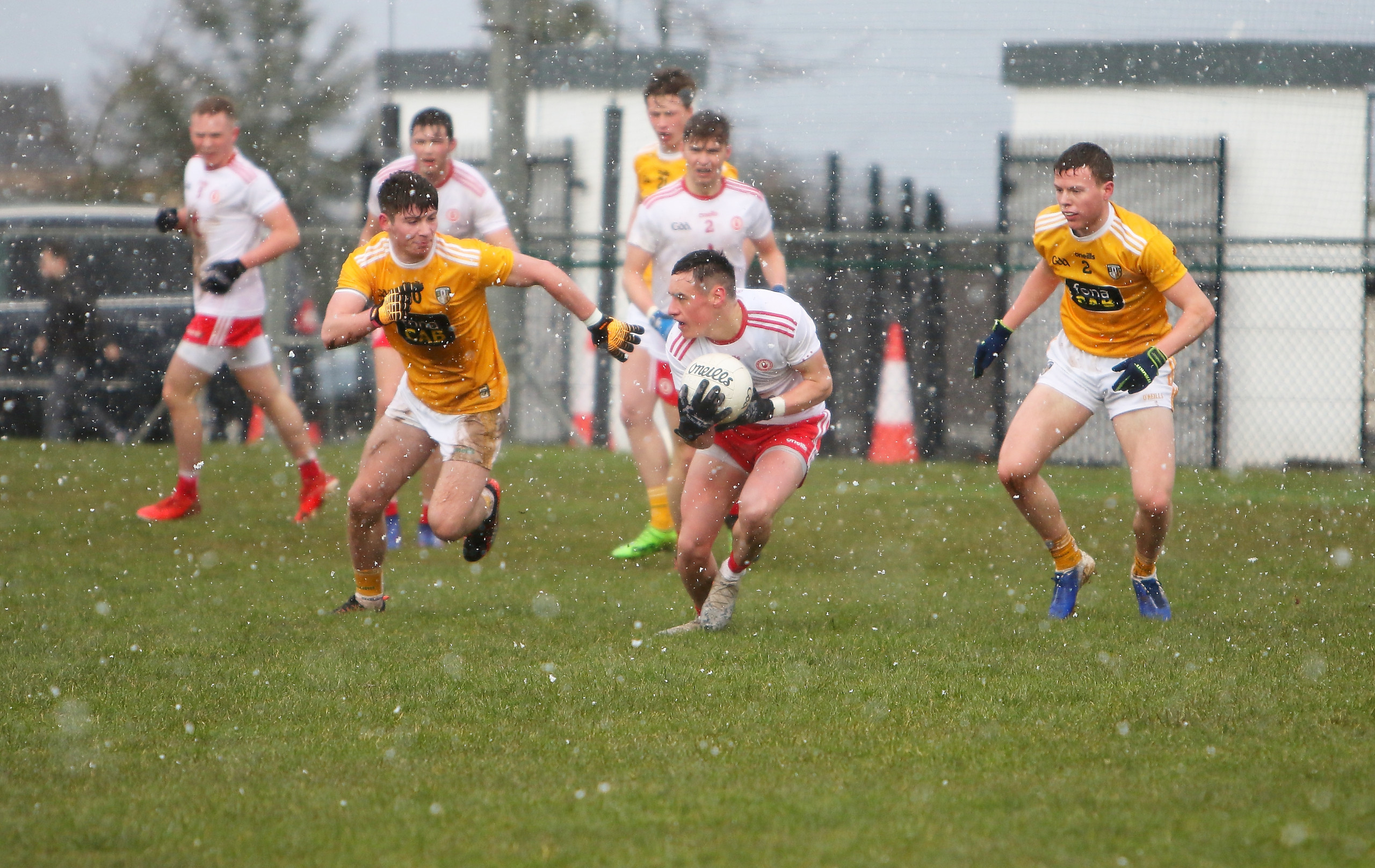 Donegal and Tyrone advance to EirGrid Ulster U20 Football Final