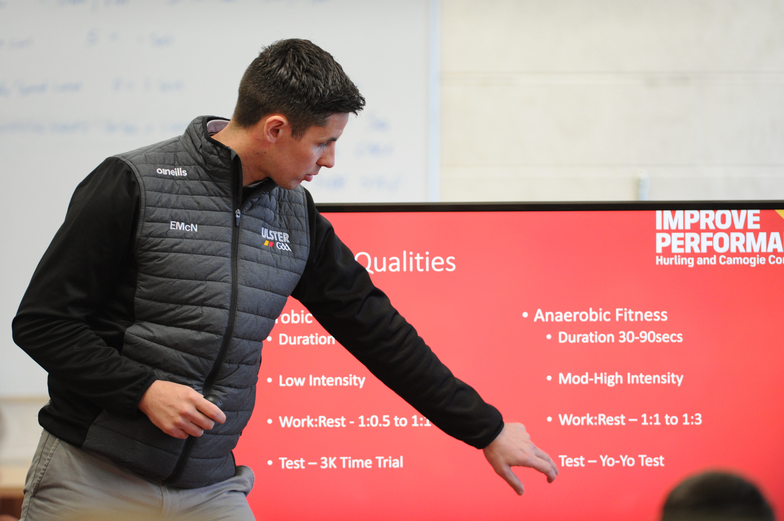 Ulster GAA seek coaches for Level 3 Diploma in Performance Coaching