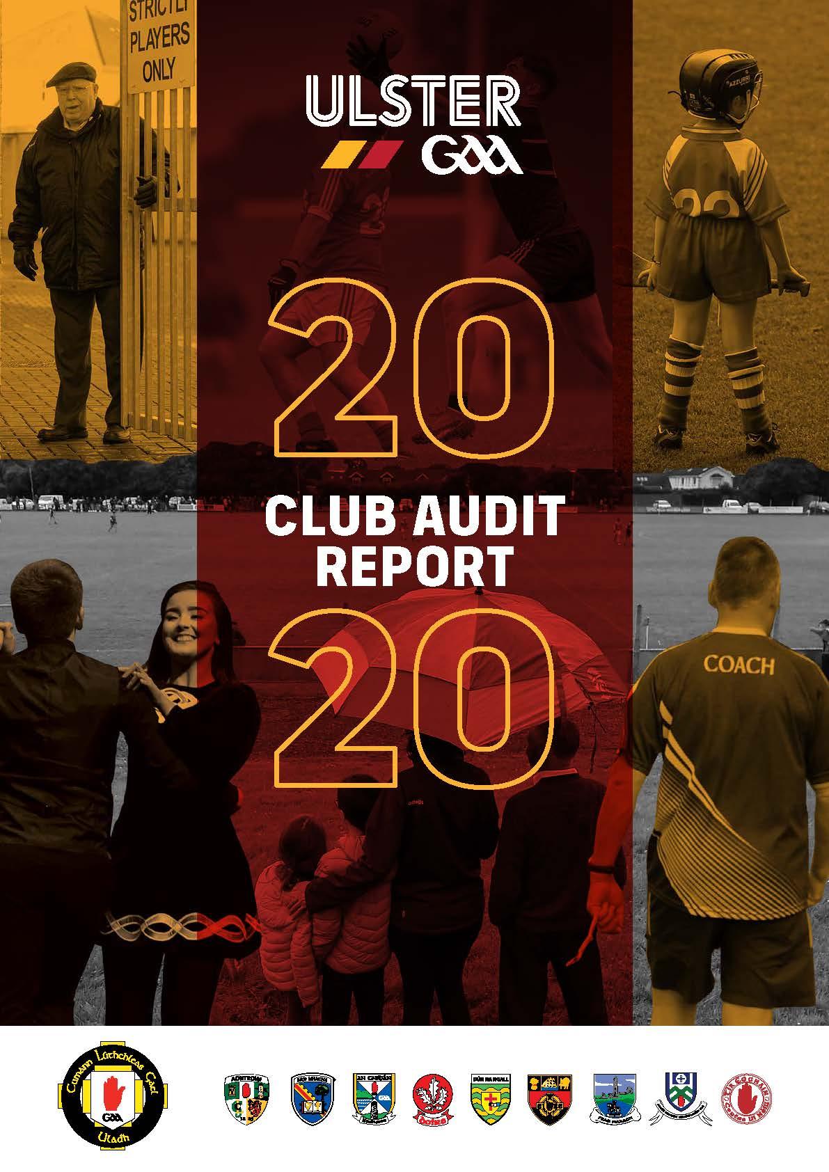 Ulster GAA release Club Audit Report 2020