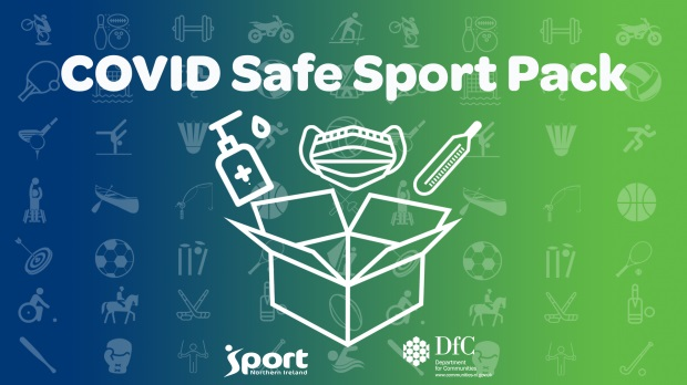 Sport NI open applications for Covid Safe Sport Packs for clubs in Six Counties