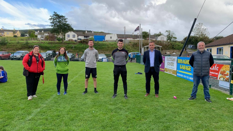 Sport For Peace day hosted in Donegal