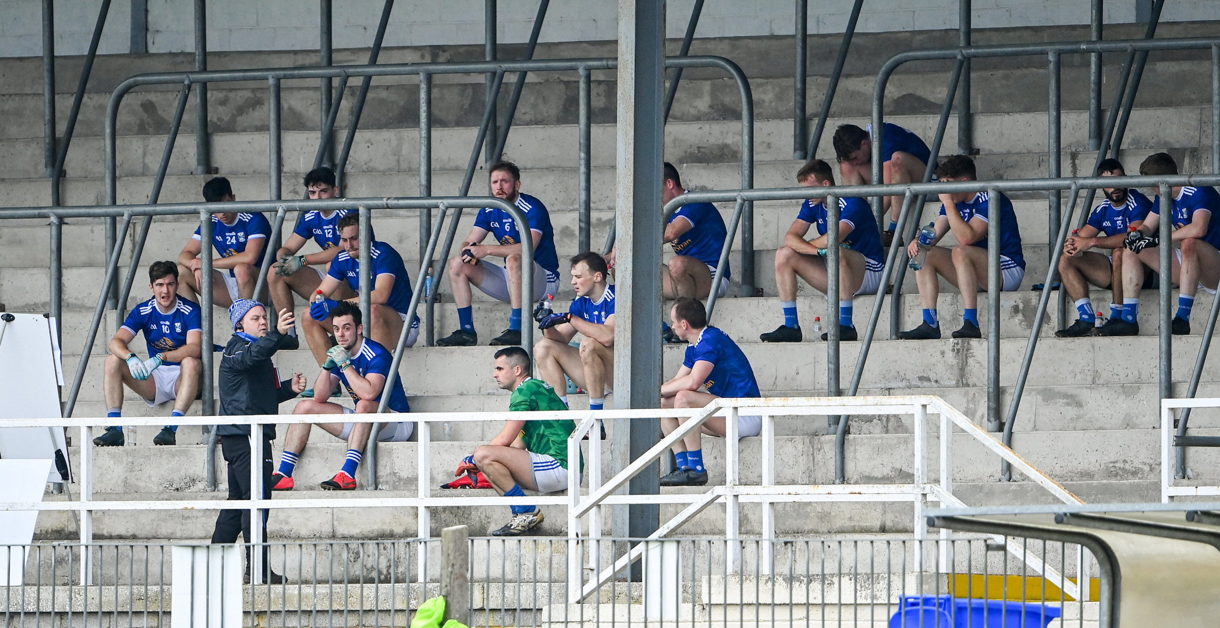 No time to dwell on league for Cavan boss Graham