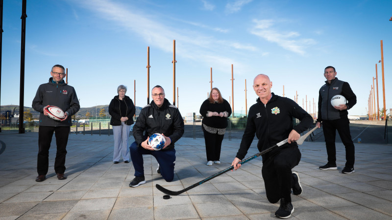 Ulster GAA join fellow sporting organisations to deliver new and innovative programme