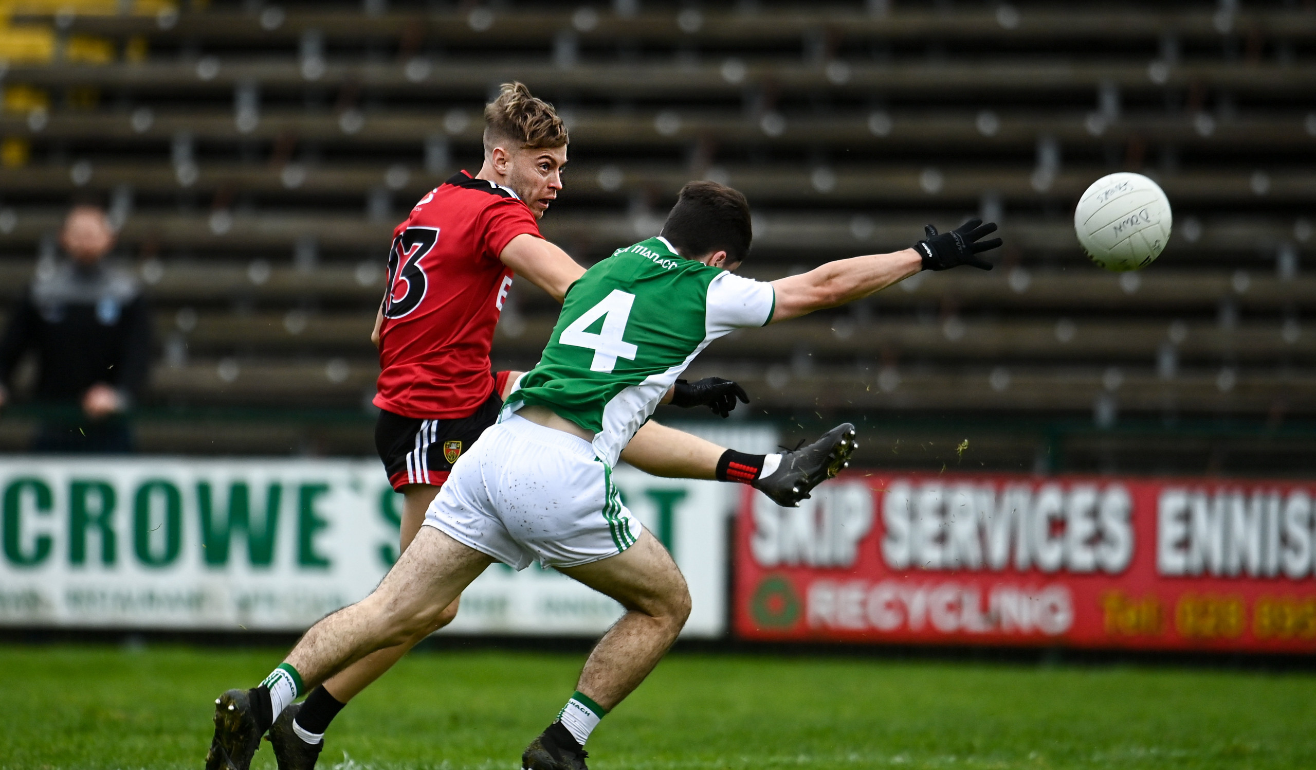 REPORT: Down raise their game to overcome Fermanagh