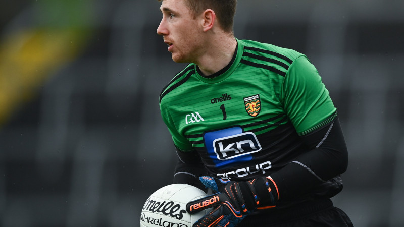 FEATURE: Donegal's Patton taking every chance that comes his way