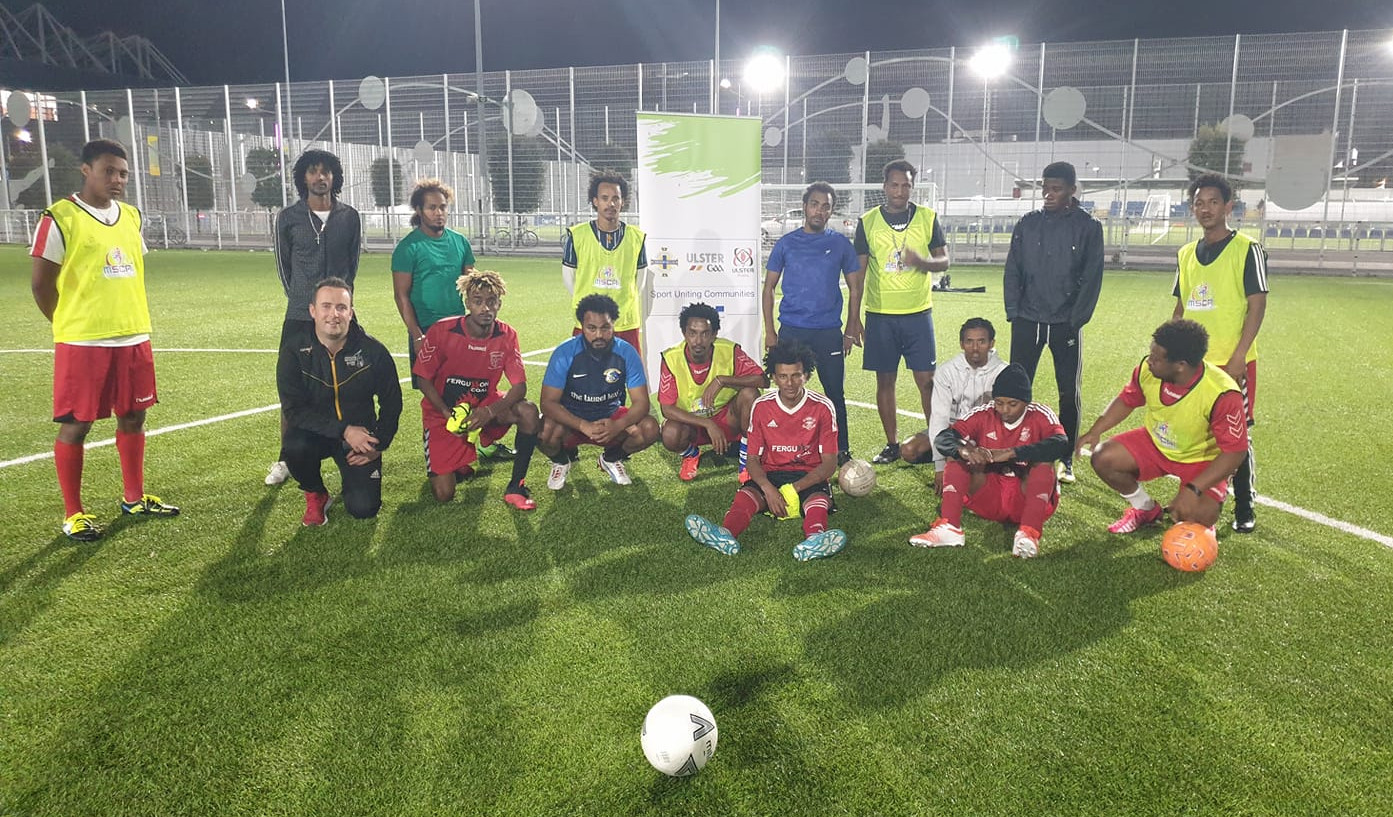 Sport Uniting Communities BAME programme breaks down barriers