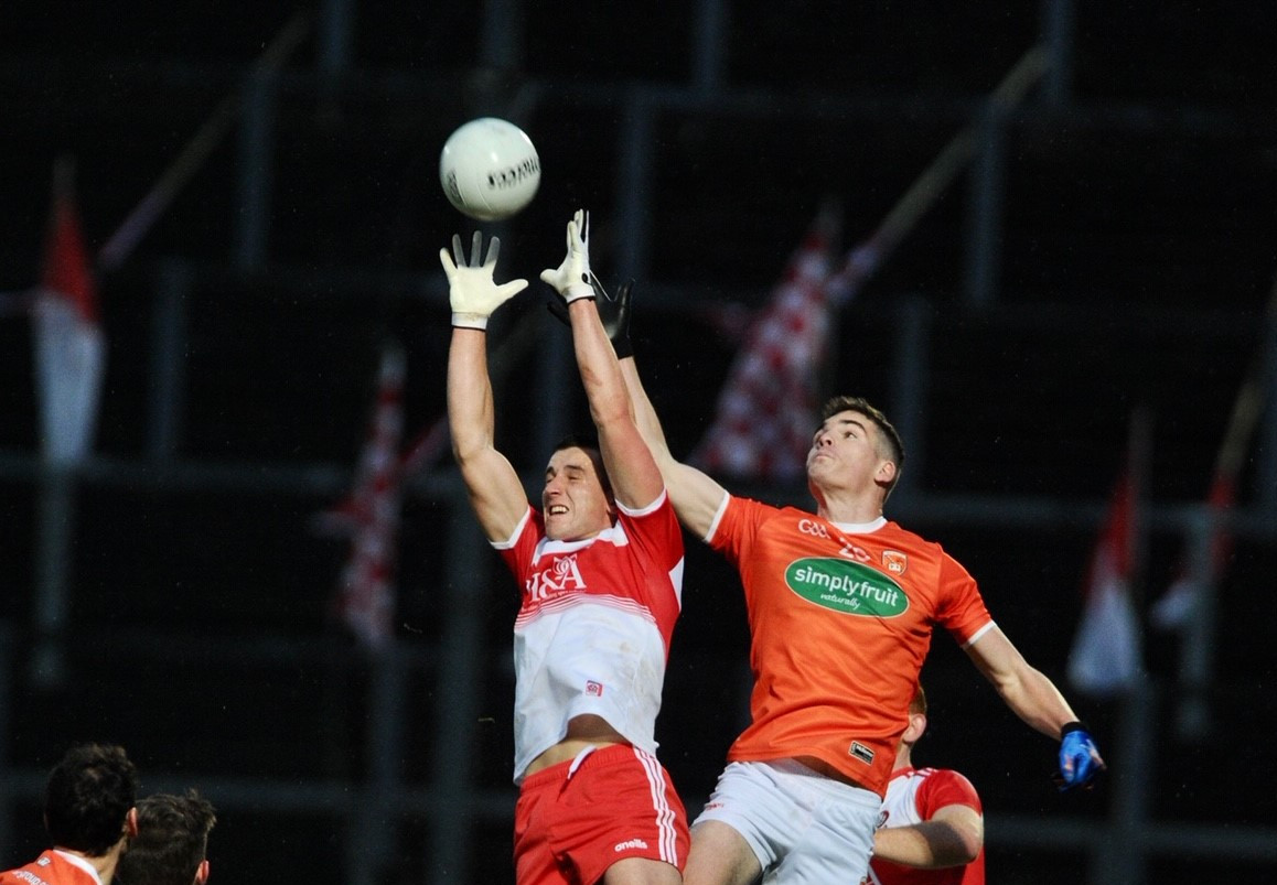 REPORT: Armagh hold firm to see off Derry fightback