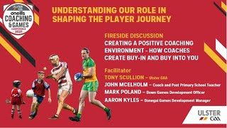 2021 O'Neill's Ulster GAA Coaching & Games Conference
