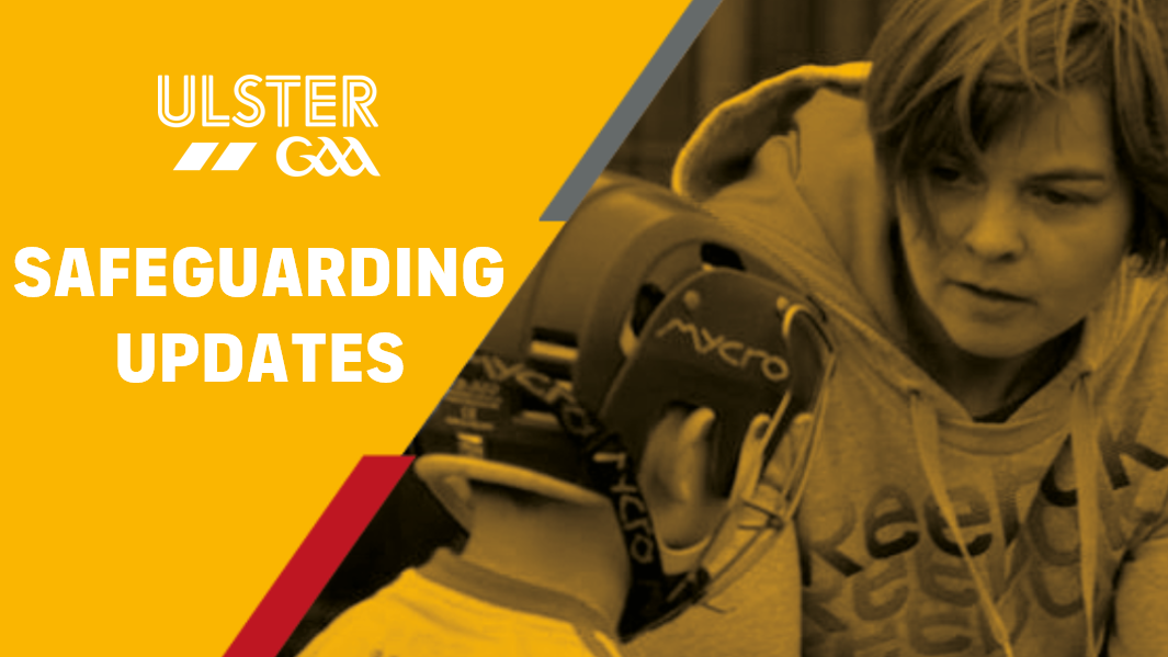 Ulster GAA upcoming Safeguarding Courses