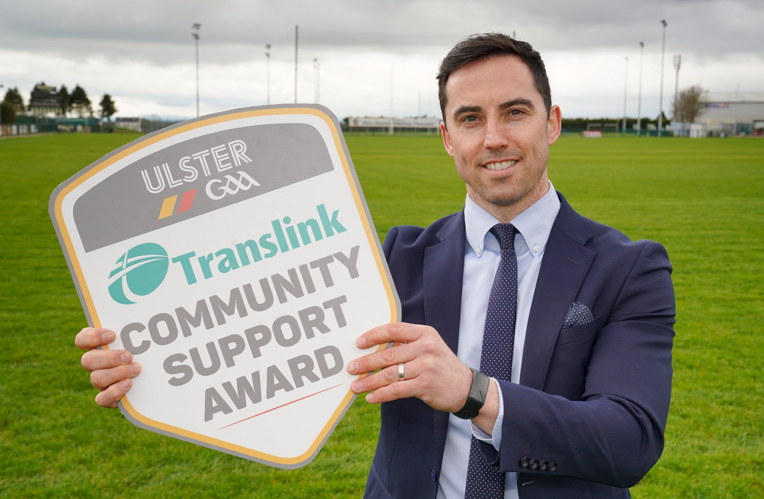 Ulster GAA and Translink launch Community Support Award for Clubs