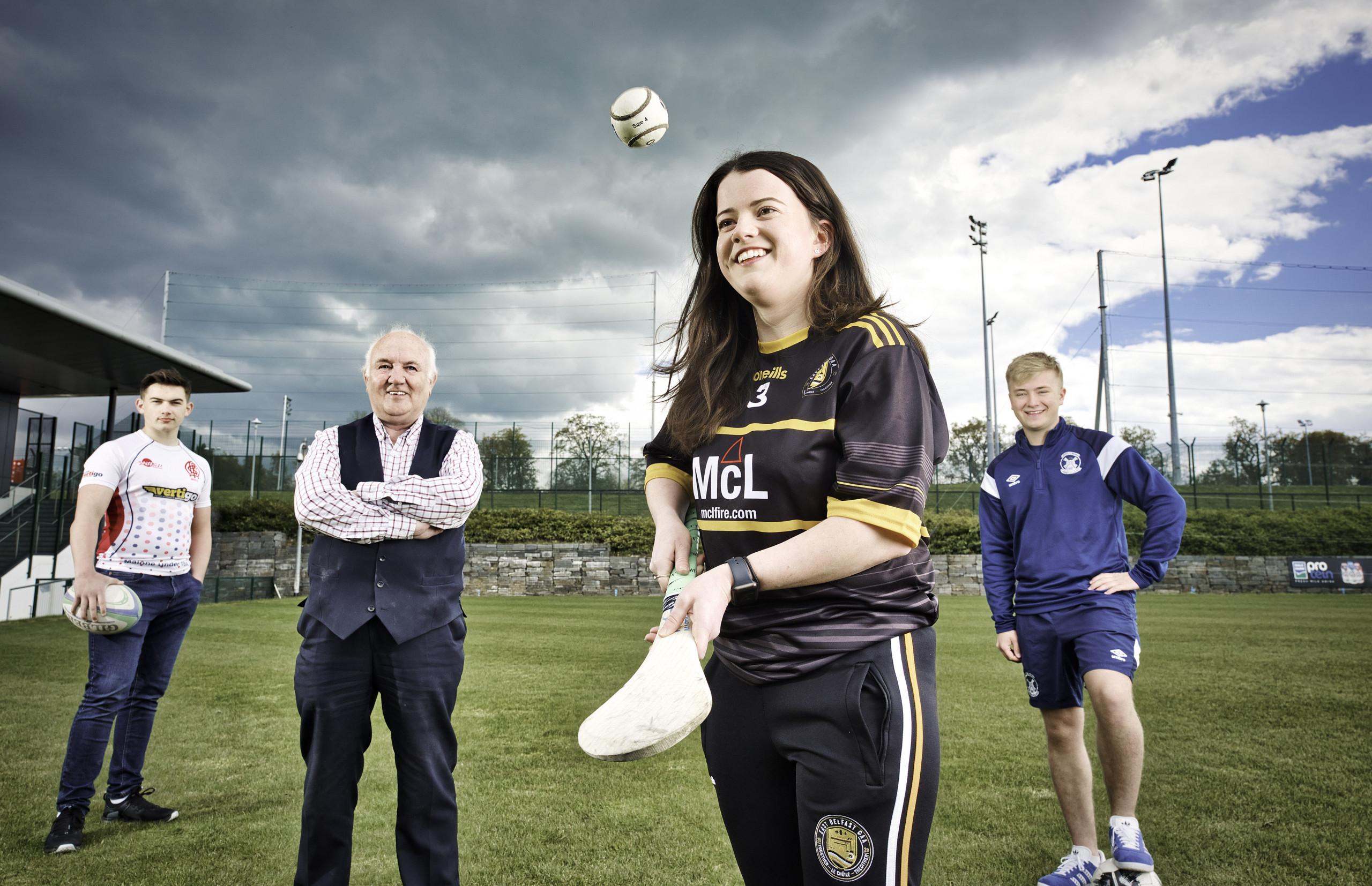Young GAA Volunteers among those to gain major skills boost through leadership programme.