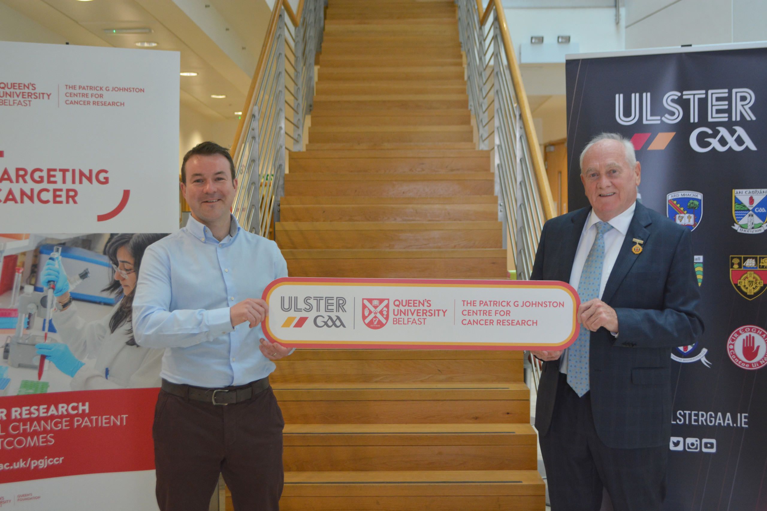 Ulster GAA supporting Prostate Cancer Research