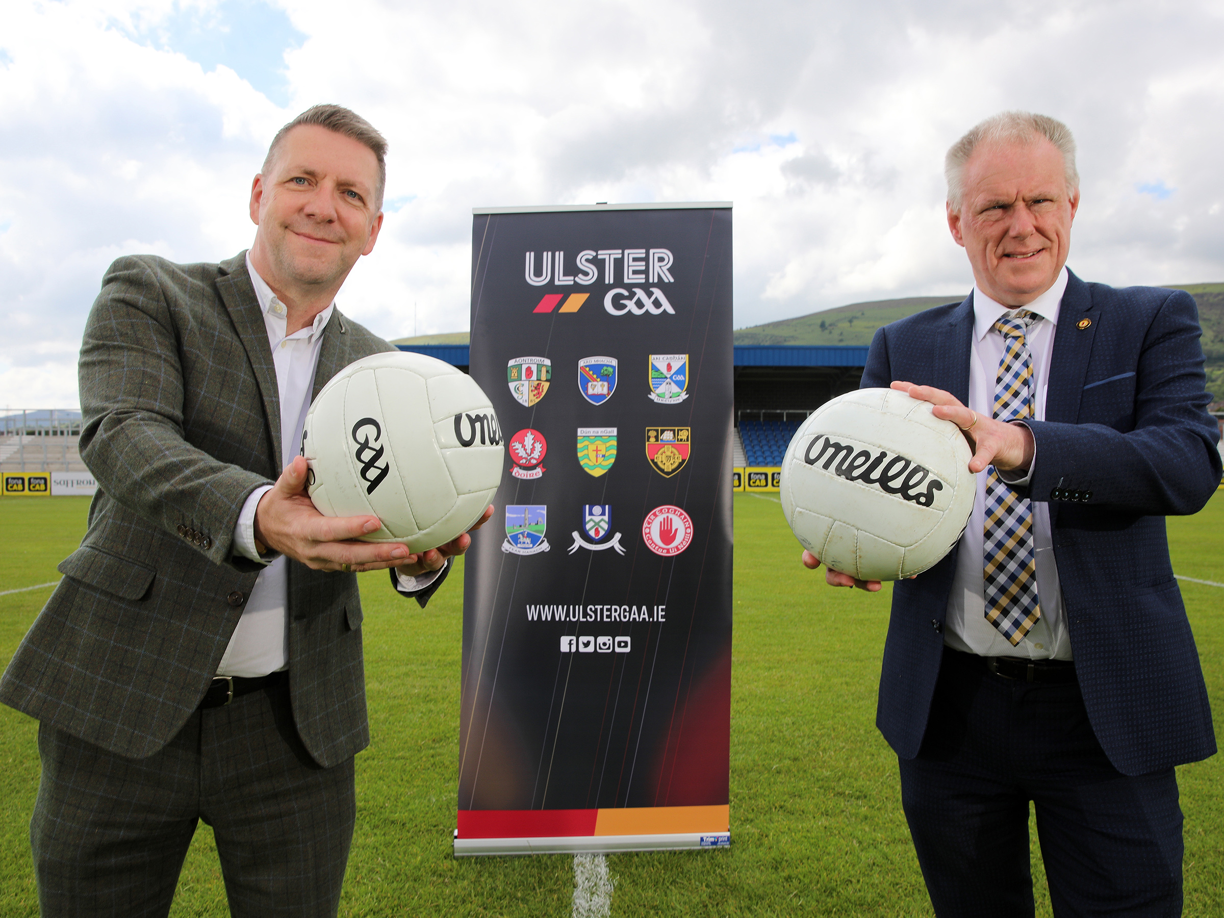 Bauer Media is official voice of Ulster Senior Football Championship