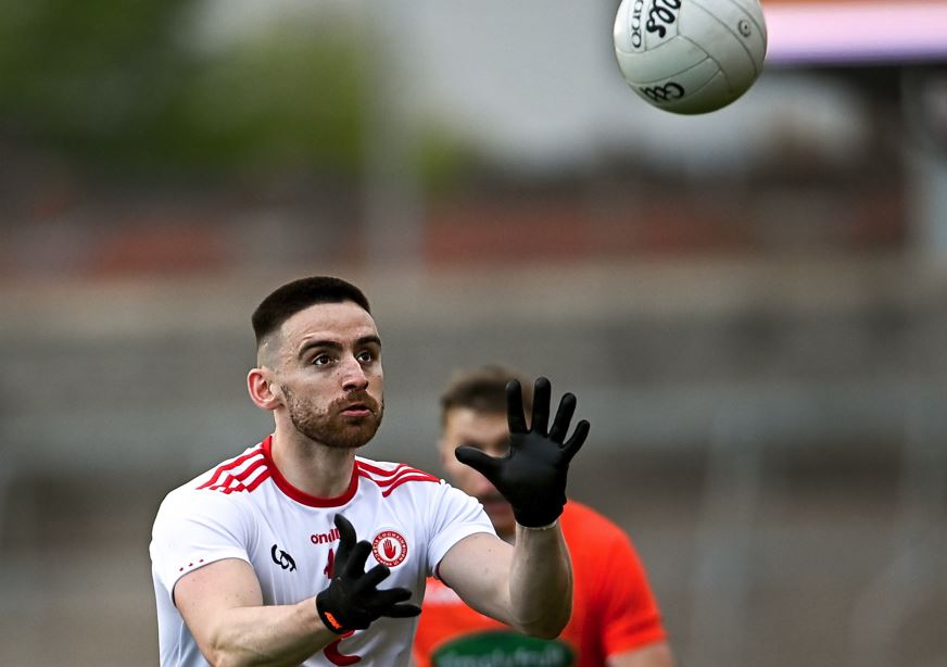 Leading Tyrone to Ulster victory would be special for Hampsey