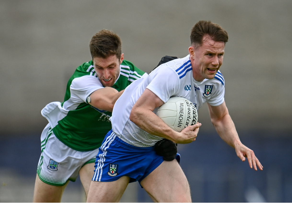 Monaghan and Armagh progress to Ulster SFC Semi-Finals