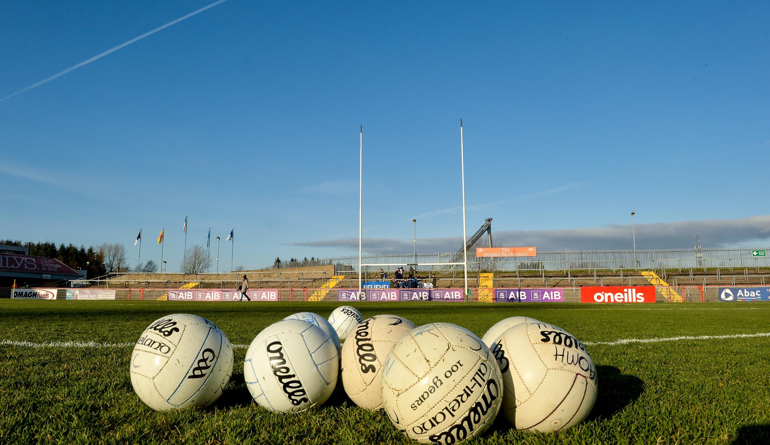 Ulster GAA Secretary McAvoy urges vaccination uptake ahead of club championship season