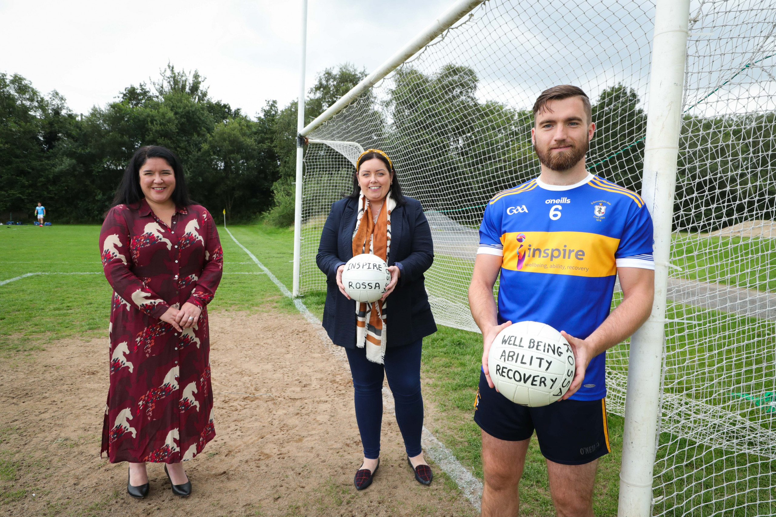 O'Donovan Rossa looks to Inspire 'Healthy Minds' with new mental health programme