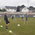 Ulster coaches host GAA session for international youth group
