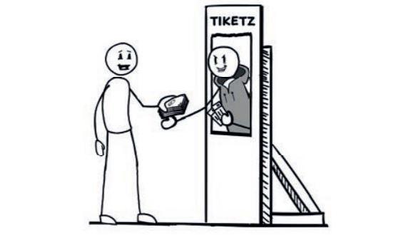 Ticketing Fraud